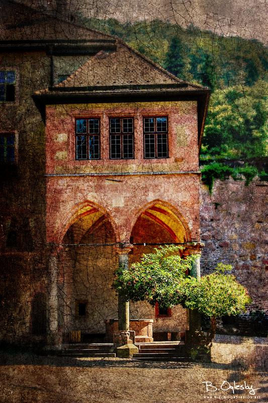 Heidelberg Portico
