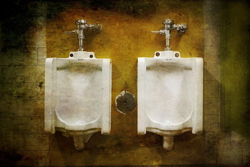 Photo-Urinalism #1