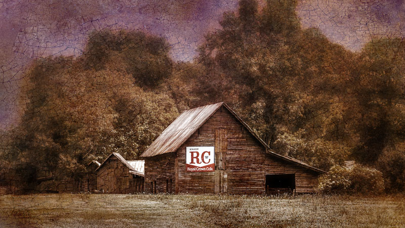 RC Cola Barn