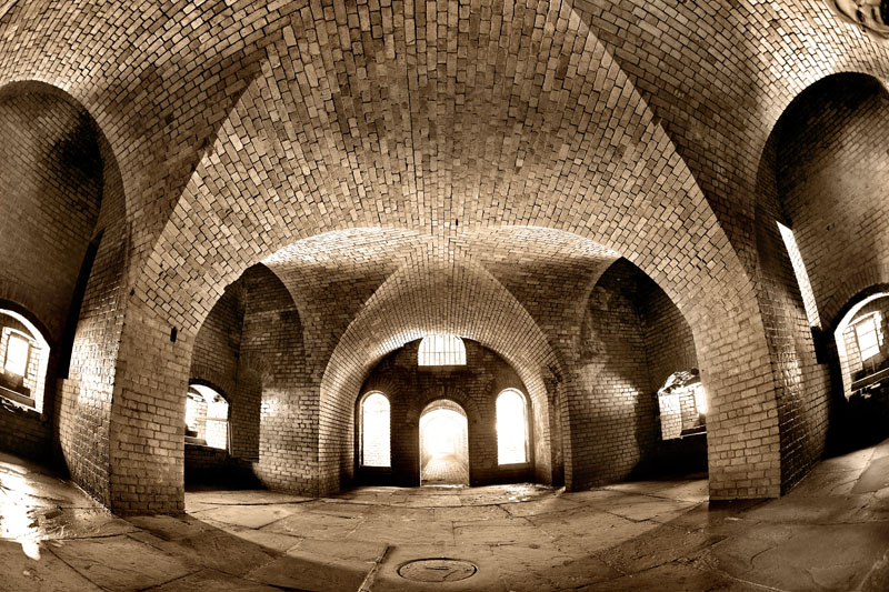 Fort Gaines Interior