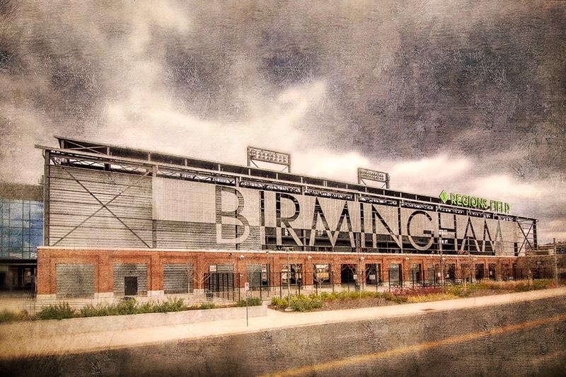 Birmingham - Regions Field