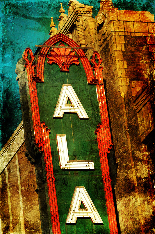Alabama Marquee #4