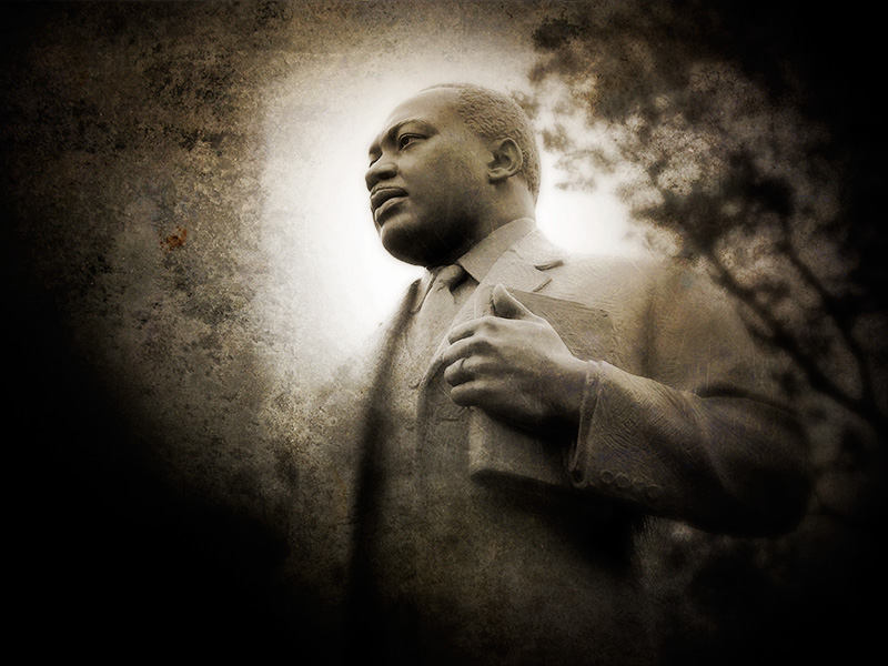 Martin Luther King, Jr. #5