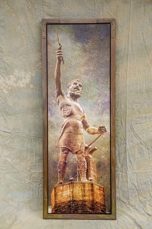 BOglesby Art Standing Vulcan01.jpg