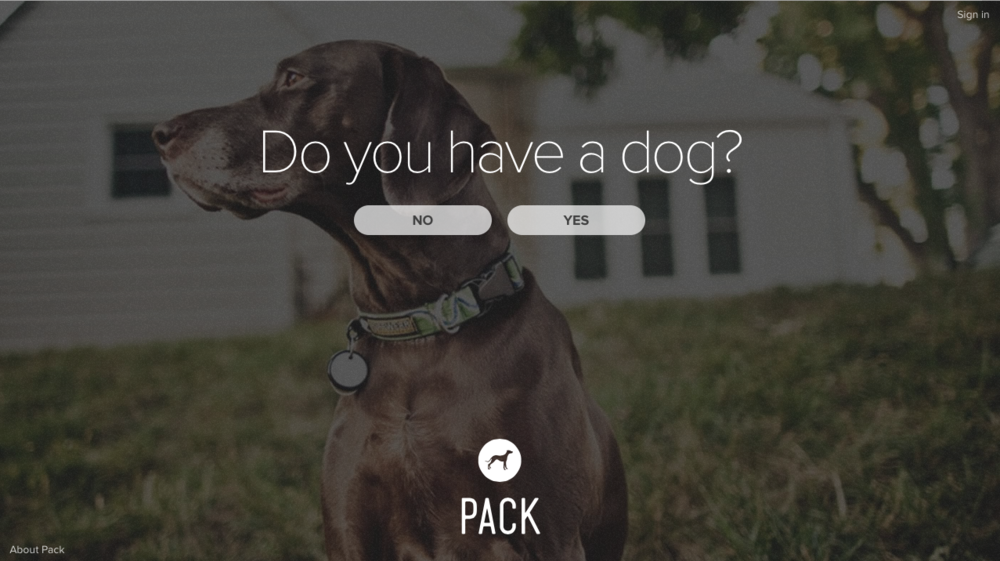 Packdog - Connecting the Dog Lovers of the World