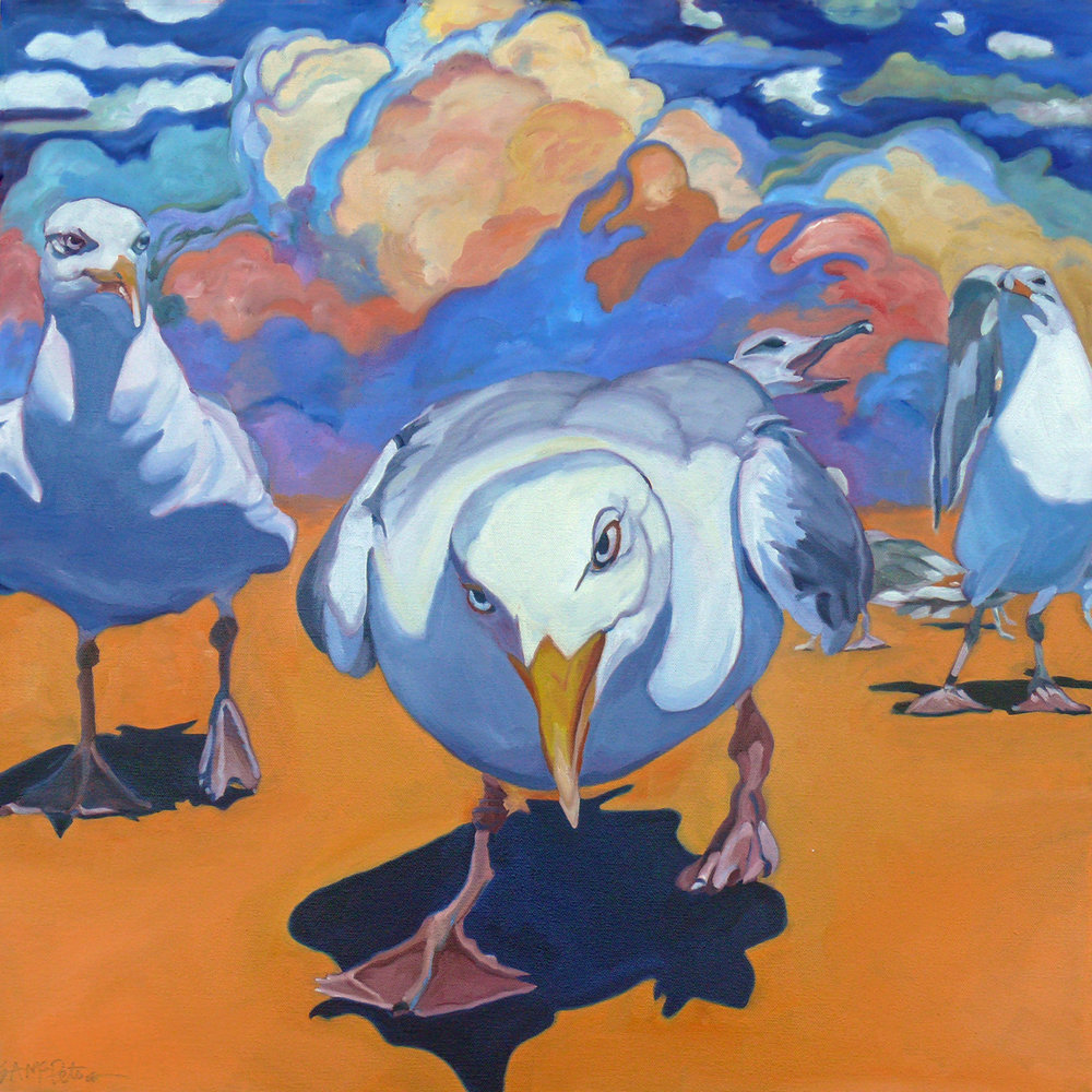 Clouds' Illusions - Reception September 7th, 6-8PM Bird Key Yacht Club