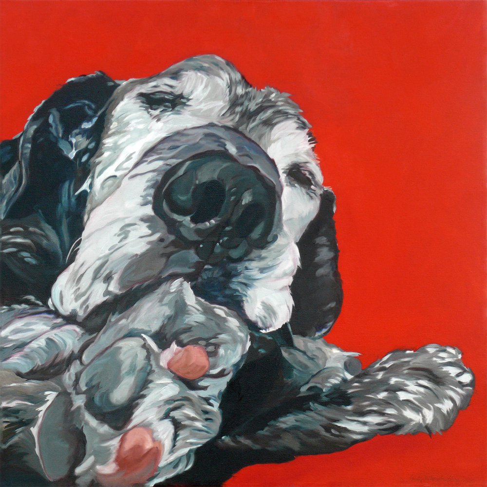 Leonard of Vintage Paws Sanctuary by Evelyn McCorristin Peters.jpg