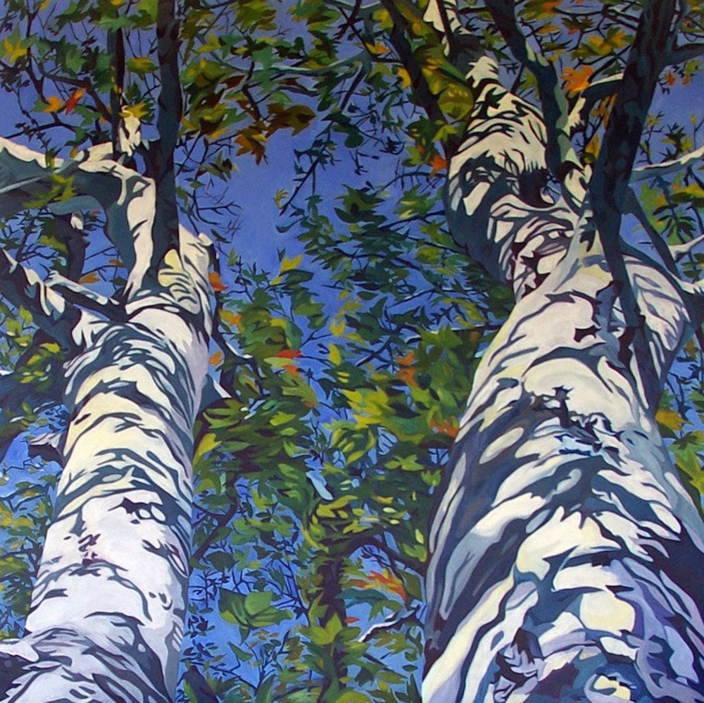 Sky Blue Mother Nature Green Evelyn McCorristin Peters.jpg