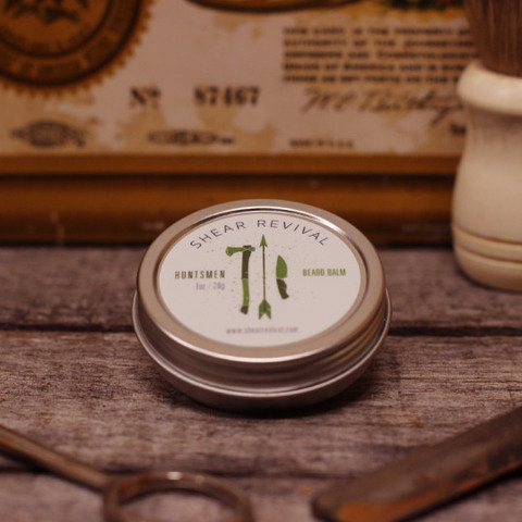 Huntsmen  Beard Oil & Mustache Balm