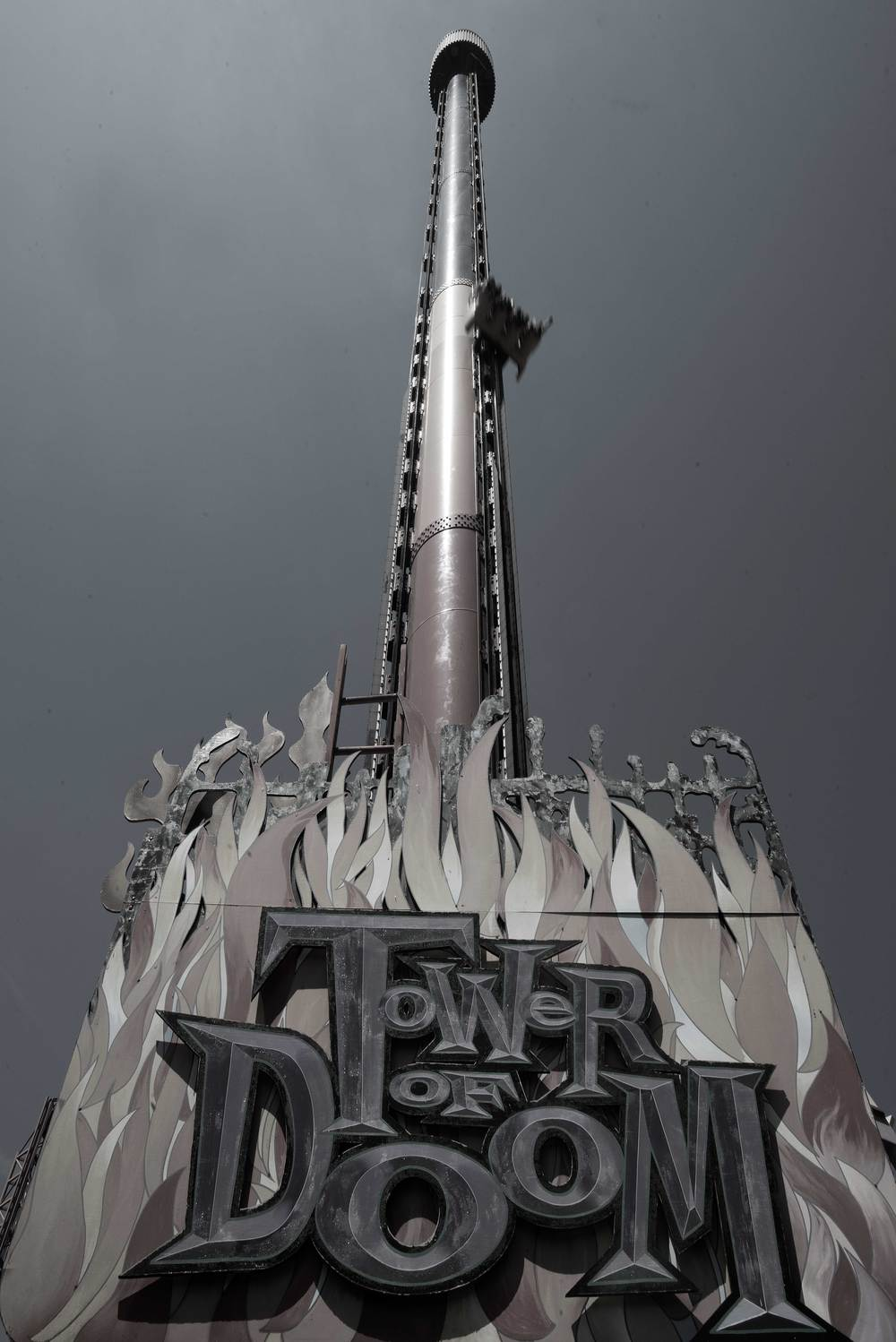 Elitches - the Tower of Doom