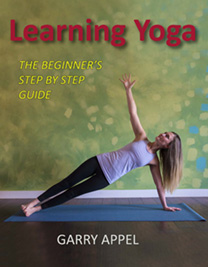 "This is my new book, ""Learning Yoga.""  Click the image to purchase or go to my writings page below to review the contents."