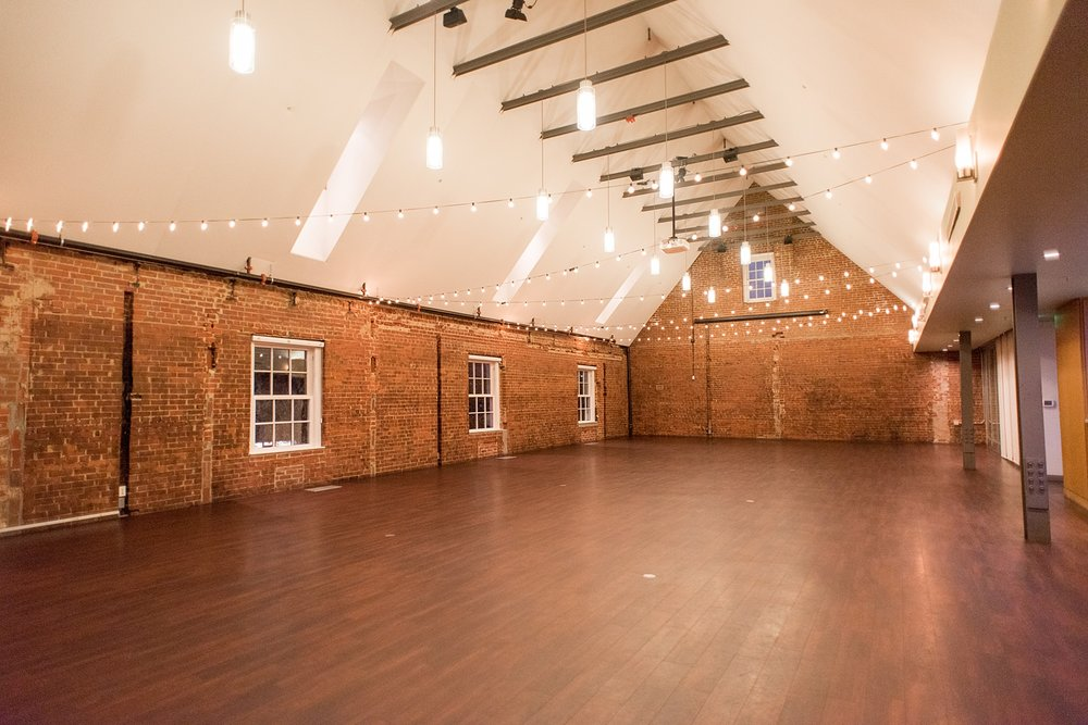 the great room - Have your own private Franklin Street celebration in the Great Room event space. Wedding ceremonies & receptions, private dining, large parties - we do it all.