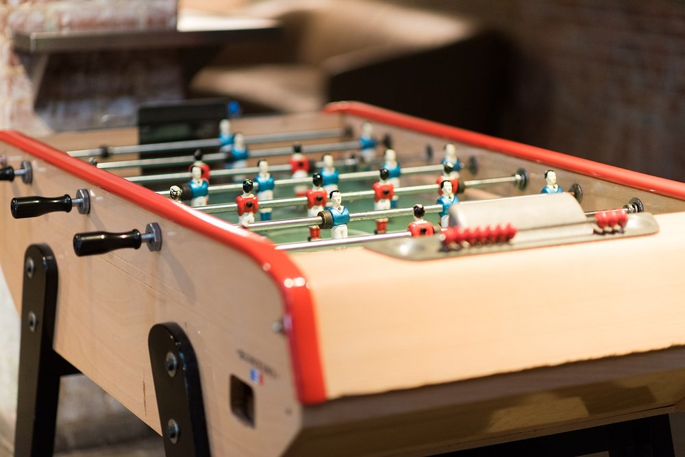 Bonzoni Foosball Table