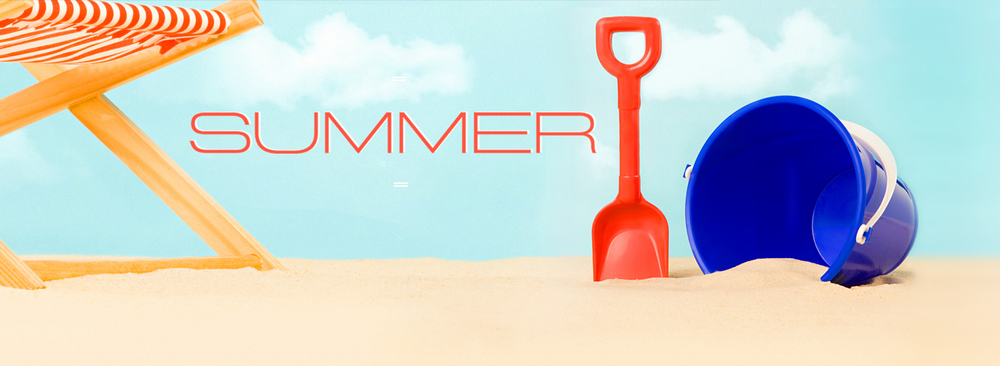 Editorial Promotion for a collection of summer related cross genre content.