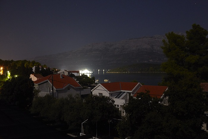 Korcula nights.