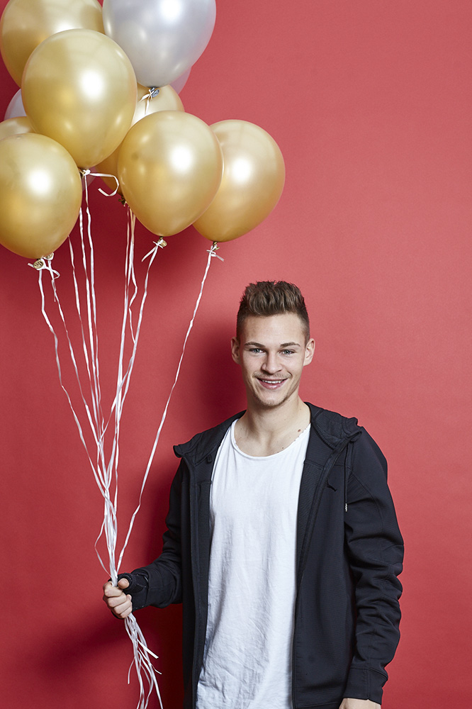 Joshua Kimmich for FourFourTwo