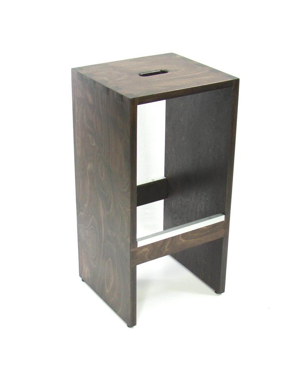 Cube Bar Stool