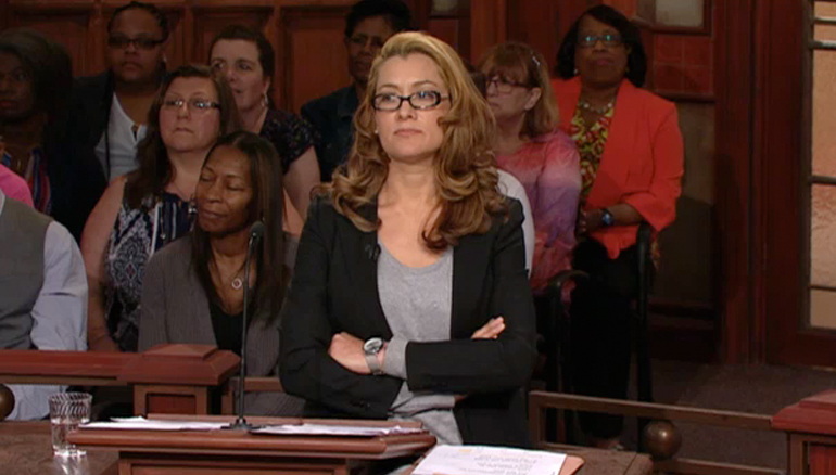 WATCH ALL-NEW CASES ON SEASON 20 OF JUDGE MATHIS! On Monday, a woman asks for a DNA test to find out if the defendant is the father of her child. She claims she slept with the defendant and three other men at the time she became pregnant. Tune in for the results!
