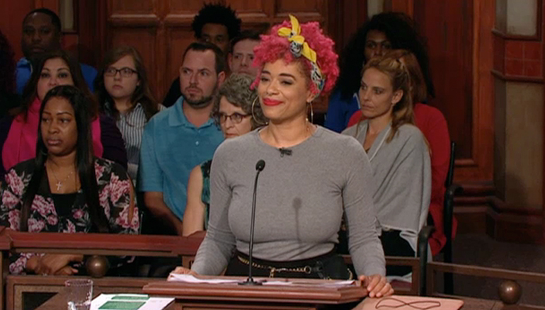 TUNE IN TO ALL-NEW CASES- IT'S SEASON 20 OF JUDGE MATHIS! On Monday, a woman sues her former roommate, claiming the defendant abused cocaine! What does the defendant say? Don't miss a minute!