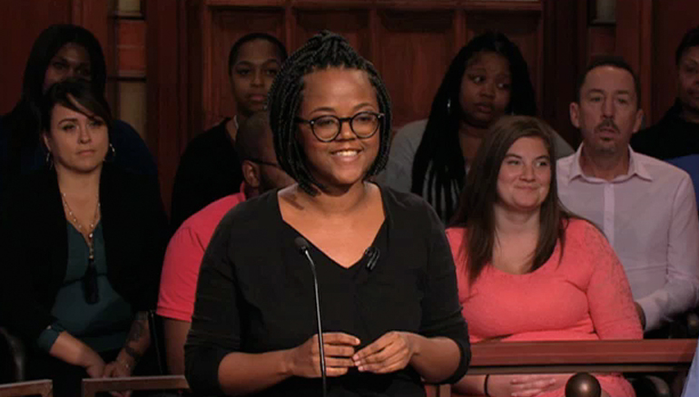 TUNE IN TO ALL-NEW CASES- IT'S SEASON 20 OF JUDGE MATHIS! On Friday, a woman sues her former roommate, claiming the defendant used drugs in the apartment! What does he say? Tune in to find out!
