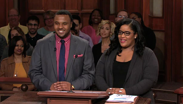 TUNE IN TO ALL-NEW CASES- IT'S SEASON 20 OF JUDGE MATHIS! On Friday, a woman sues her ex, claiming the defendant cheated on her with his witness! What does he say? Don't miss a minute!