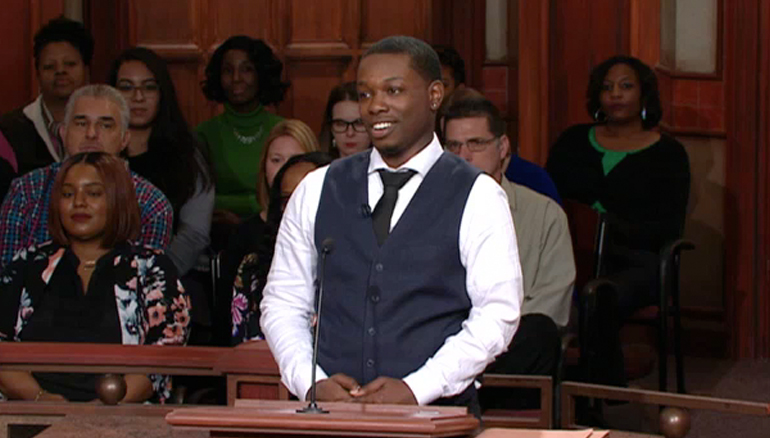 TUNE IN TO ALL-NEW CASES- IT'S SEASON 20 OF JUDGE MATHIS! On Friday, a woman sues her cousin, claiming he is a player. He insists she's a drunk! Who do I believe? Tune in to find out!