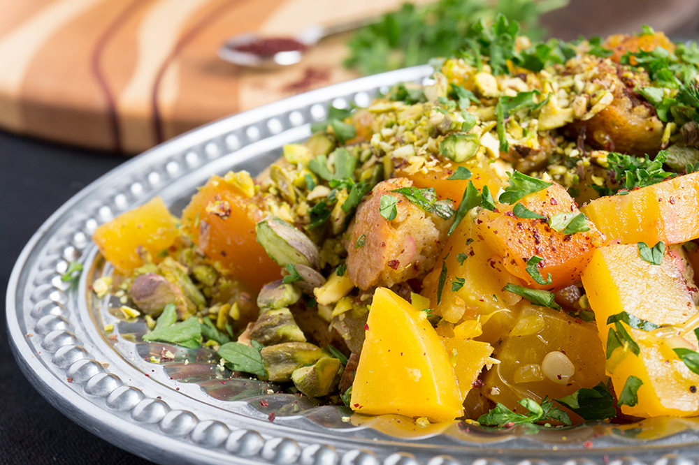 Tasty Tuesdays Black Bean and Rice Bowl with Golden Beets