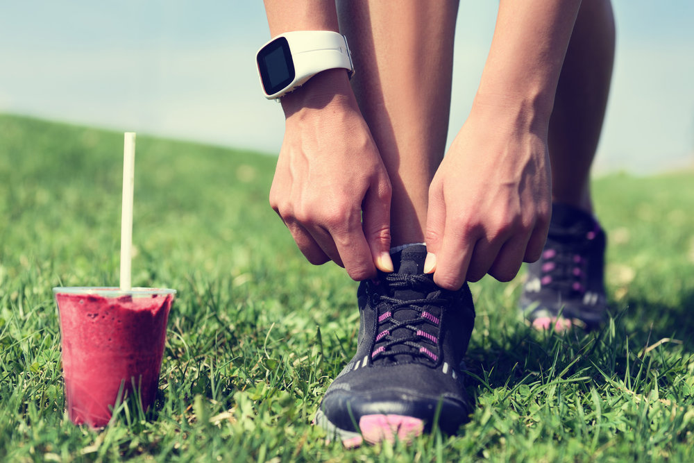 Beet smoothie and running.jpg