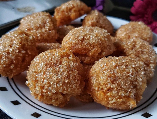 Gluten-Free Sweet Potato and Coconut Cookies  by  Lathi's Kitchen