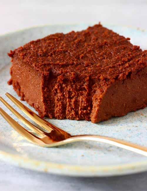 Sweet Potato Brownies  (Vegan) by  Rhian's Recipes