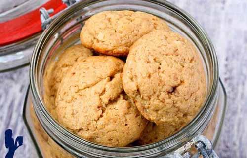 V egan Sweet Potato Cookies  by  Blender Babes