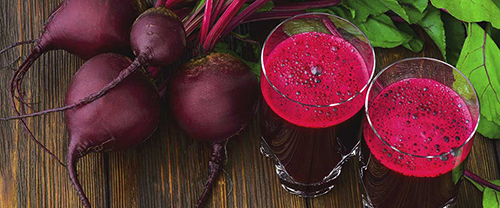 reduce high blood pressure with beets