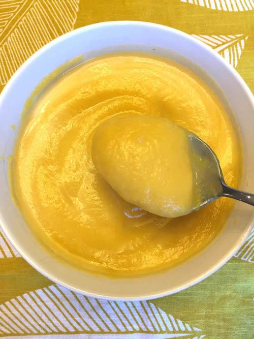 Instant Pot Pumpkin Soup Recipe  by  Melanie Cooks