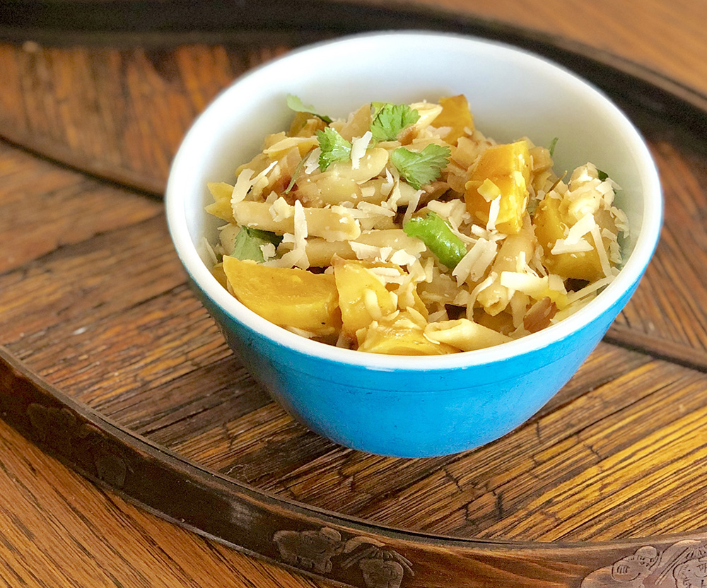 Gluten Free Golden Beet Pasta with Rosemary 2.jpg