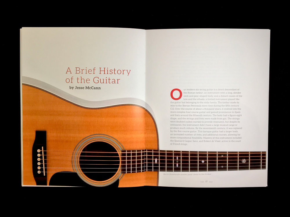 A Luthier's Legacy Catalogue