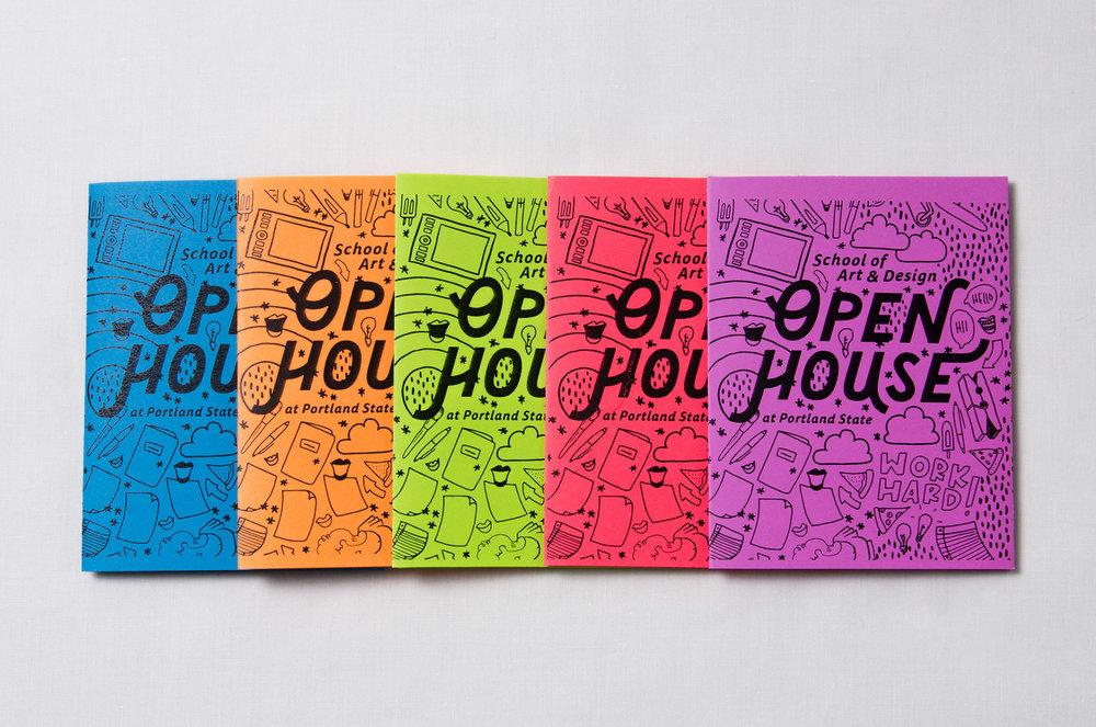 Open House Program
