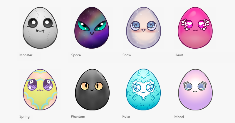 Egg Baby — NIX HYDRA