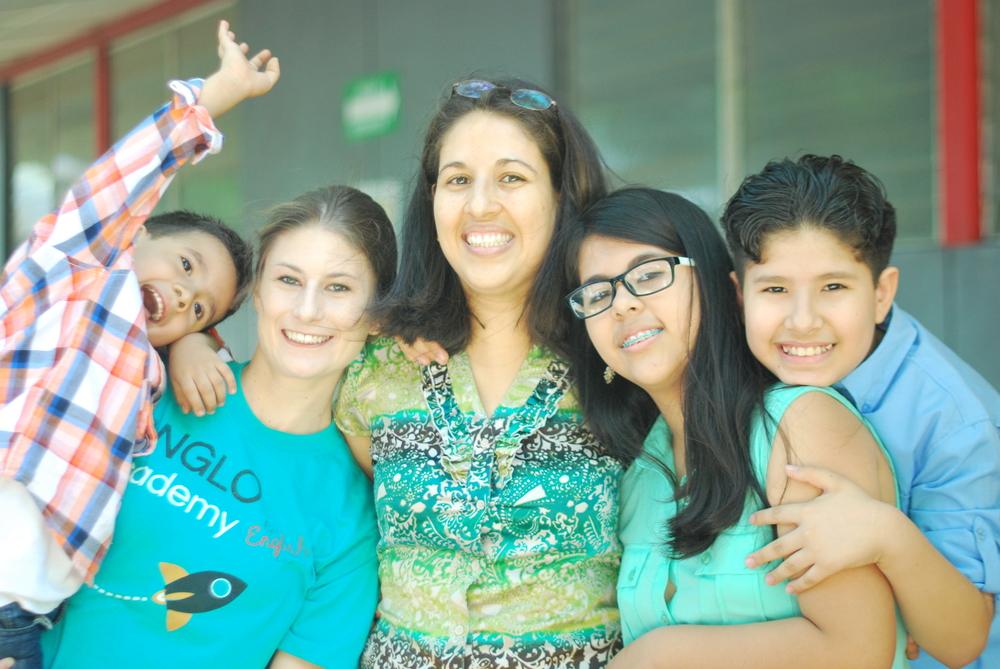 Inglés para toda la familia. Niños, adolescentes y jóvenes.