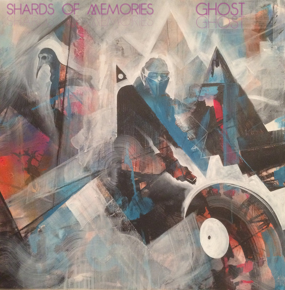 Ghost   'shards of memories' lp — benny diction