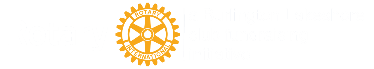 THE ROTARY CLUB OF BURLINGTON LAKESHORE