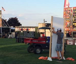 Signage Setup/Take Down - Mounting festival signage as assigned by the Signage Co-Chair. The Co-Chair will deliver sets of signs to various locations.Take down signage after festival while preserving them to be used the following year.