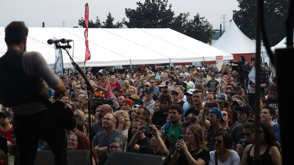 Calling all Emerging Artists… - This is your chance to perform at Canada's Largest Ribfest. Click here for more information. Deadline EXTENDED