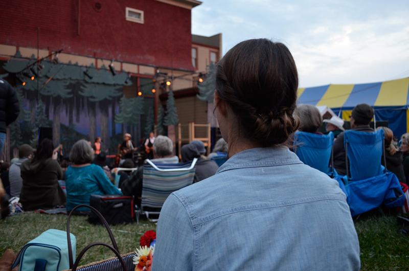 Folklife Festival - Blue Lake, Ca