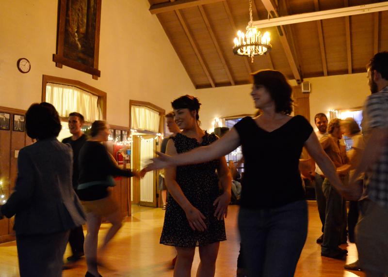 square dancers - Fern & Fog