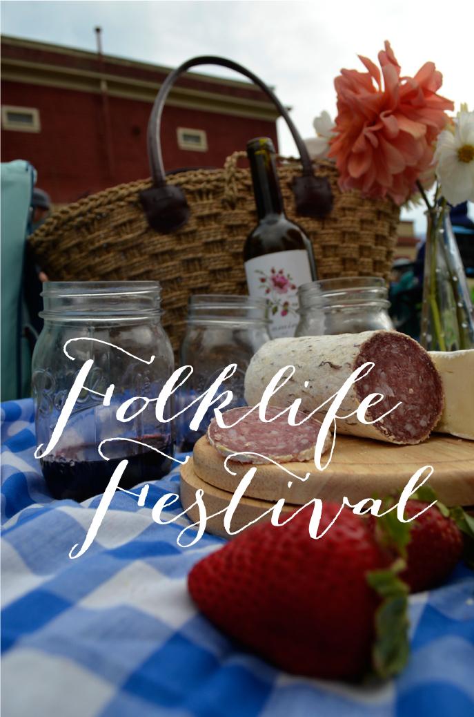 Folklife Festival - Fern & Fog