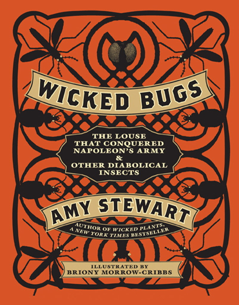 Amy Stewart's   work and book covers are   amazing  .
