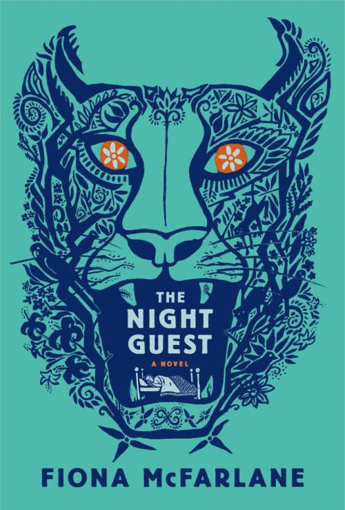 The Night Guest    by Fiona McFarlane; design by Charlotte Strick (Faber & Faber)