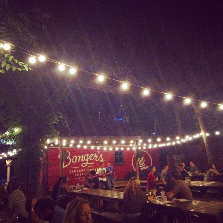 Banger's in Austin, Texas