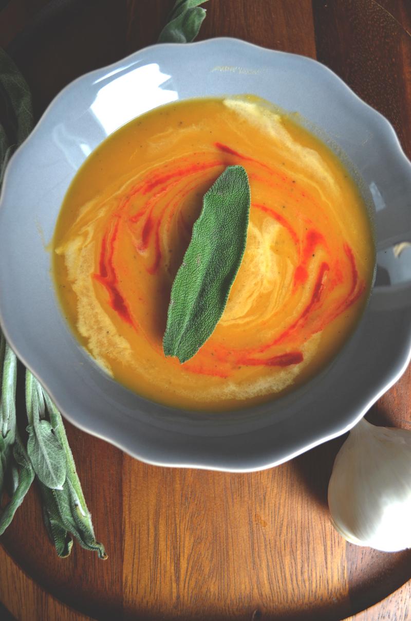 Classic Butternut Squash Soup Recipe