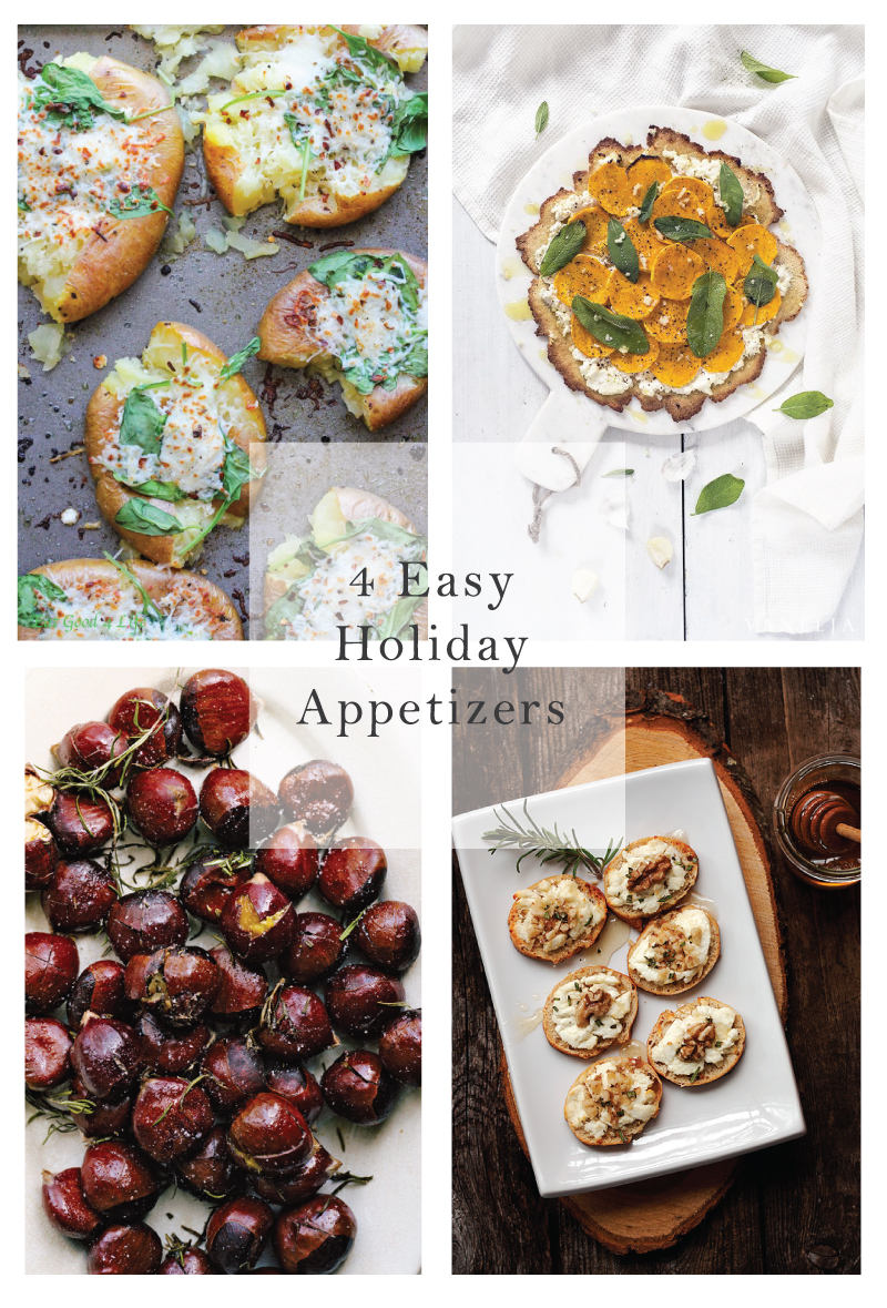 quick + easy winter appetizers